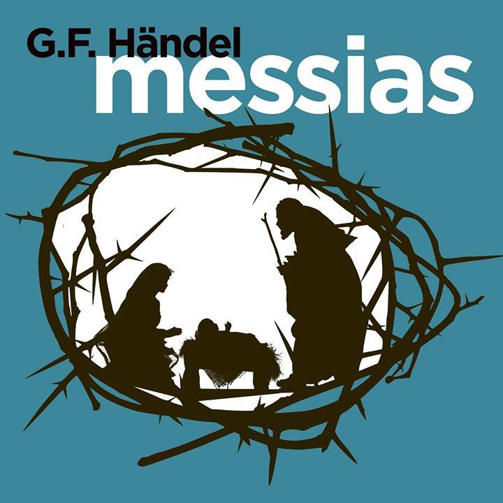Snart dags för Messias 8/4 kl.18 i Domkyrkan!